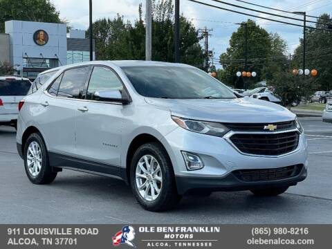 2019 Chevrolet Equinox for sale at Ole Ben Franklin Motors Clinton Highway in Knoxville TN