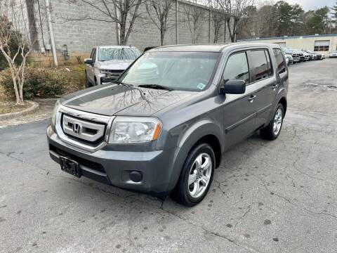 2011 Honda Pilot for sale at Five Brothers Auto Sales in Roswell GA