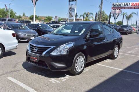 2019 Nissan Versa for sale at Choice Motors in Merced CA