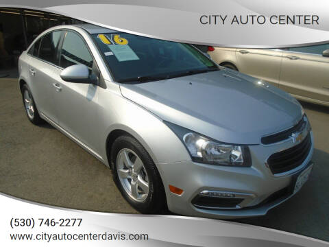 2016 Chevrolet Cruze Limited for sale at City Auto Center in Davis CA