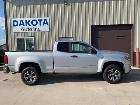 2017 Chevrolet Colorado for sale at Dakota Auto Inc. in Dakota City NE