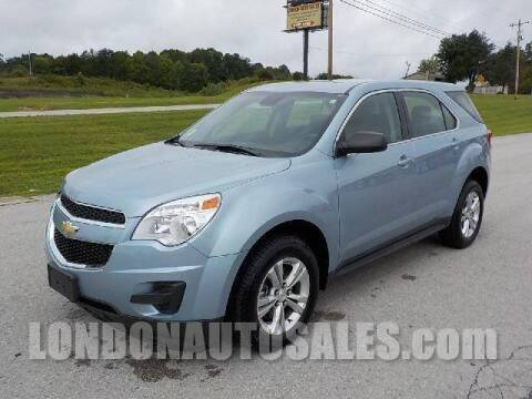 2015 Chevrolet Equinox for sale at London Auto Sales LLC in London KY
