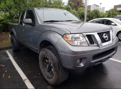 2019 Nissan Frontier for sale at Auto Solutions in Maryville TN
