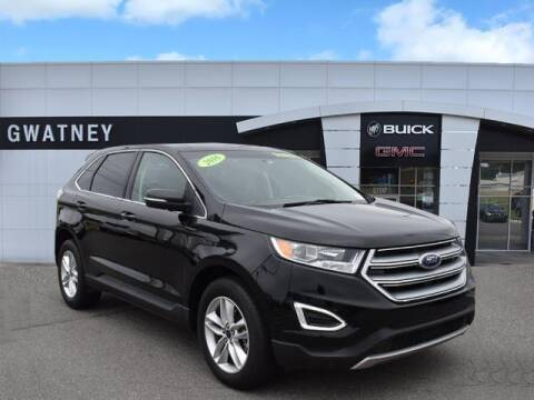 2016 Ford Edge for sale at DeAndre Sells Cars in North Little Rock AR