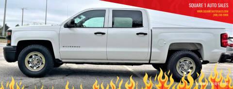2014 Chevrolet Silverado 1500 for sale at Square 1 Auto Sales - Commerce in Commerce GA