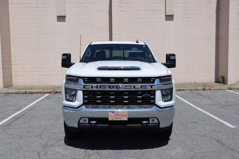 2020 Chevrolet Silverado 2500HD for sale at El Compadre Trucks in Doraville GA