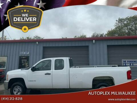 2008 Chevrolet Silverado 2500HD for sale at Autoplex 2 in Milwaukee WI