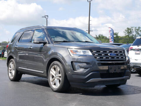 2017 Ford Explorer for sale at GRANITE RUN PRE OWNED CAR AND TRUCK OUTLET in Media PA