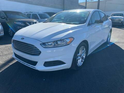 2016 Ford Fusion for sale at Auto Center Of Las Vegas in Las Vegas NV