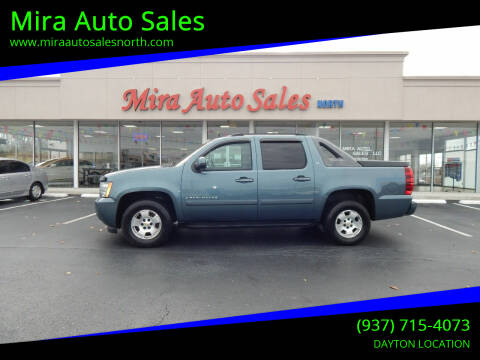 2008 Chevrolet Avalanche for sale at Mira Auto Sales in Dayton OH