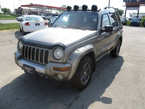 2002 Jeep Liberty for sale at King's Kars in Marion IA