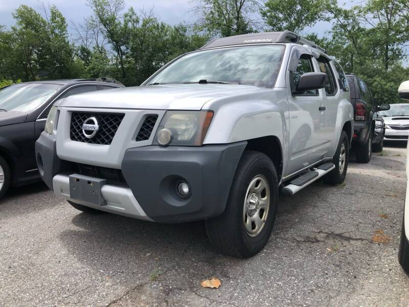 2010 Nissan Xterra for sale at Top Line Import of Methuen in Methuen MA