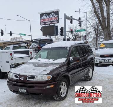 2004 Oldsmobile Bravada for sale at Corridor Motors in Cedar Rapids IA