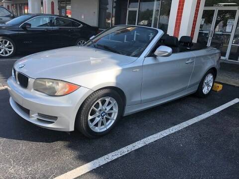 2011 BMW 1 Series for sale at Atlas Autoplex in Jacksonville FL