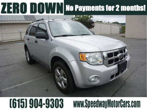 2010 Ford Escape for sale at Speedway Motors in Murfreesboro TN