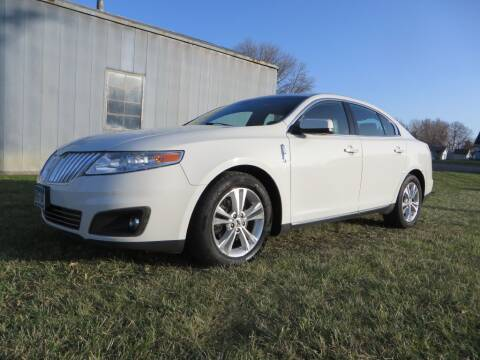 2010 Lincoln MKS for sale at The Car Lot in New Prague MN