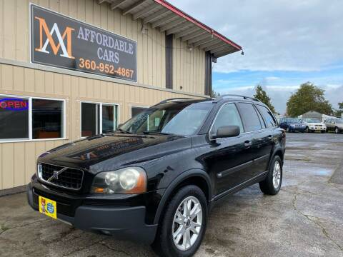 2006 Volvo XC90 for sale at M & A Affordable Cars in Vancouver WA