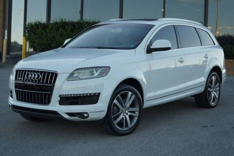 2014 Audi Q7 for sale at Next Ride Motors in Nashville TN