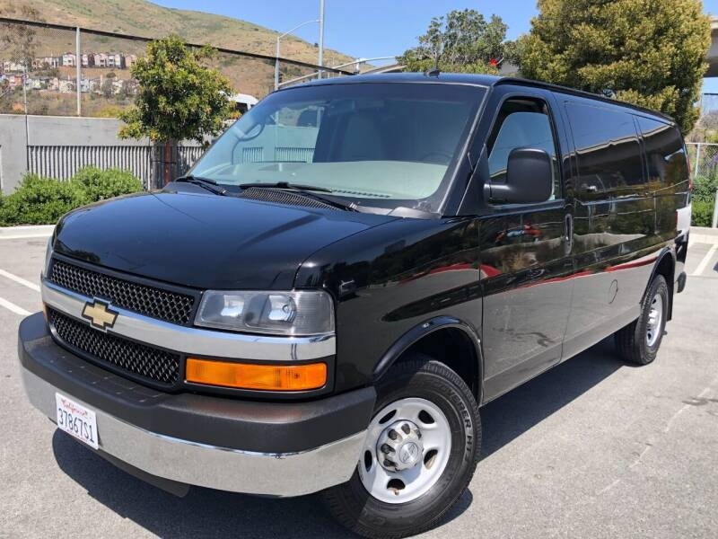 2015 Chevrolet Express Cargo for sale at CITY MOTOR SALES in San Francisco CA