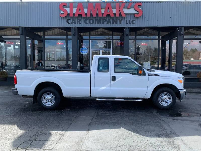 2016 Ford F-250 Super Duty for sale at Siamak's Car Company llc in Salem OR