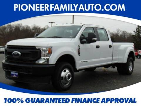 2020 Ford F-350 Super Duty for sale at Pioneer Family auto in Marietta OH