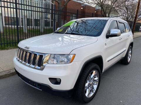 2011 Jeep Grand Cherokee for sale at Commercial Street Auto Sales in Lynn MA