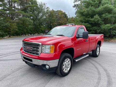 2013 GMC Sierra 3500HD for sale at Nala Equipment Corp in Upton MA