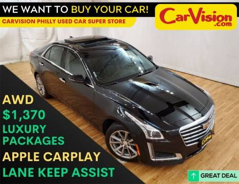 2017 Cadillac CTS for sale at Car Vision Mitsubishi Norristown - Car Vision Philly Used Car SuperStore in Philadelphia PA