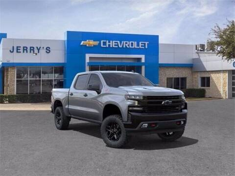 2021 Chevrolet Silverado 1500 for sale at Jerry's Buick GMC in Weatherford TX