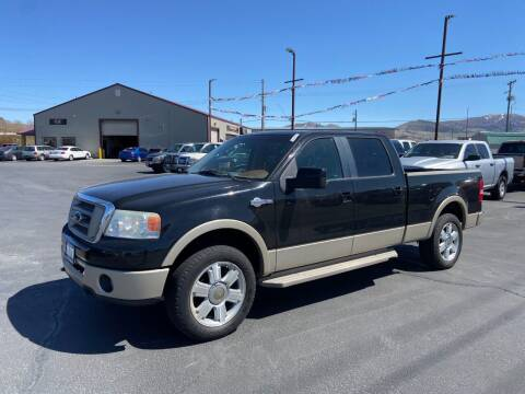 2008 Ford F-150 for sale at Auto Image Auto Sales in Pocatello ID