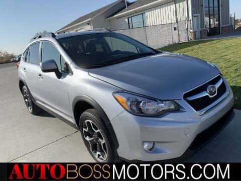 2014 Subaru XV Crosstrek for sale at Auto Boss in Woodscross UT