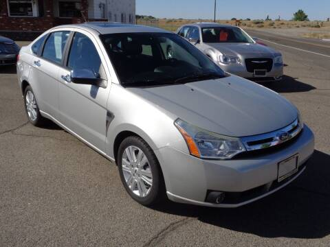 2009 Ford Focus for sale at John's Auto Mart in Kennewick WA
