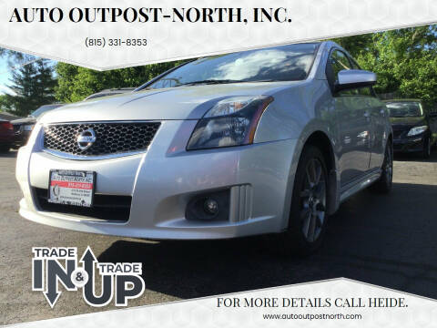 2011 Nissan Sentra for sale at Auto Outpost-North, Inc. in McHenry IL