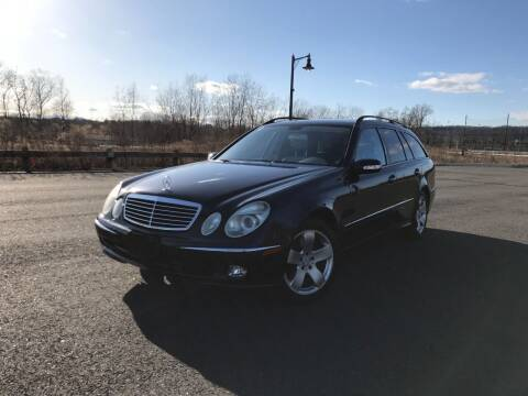 2004 Mercedes-Benz E-Class for sale at CLIFTON COLFAX AUTO MALL in Clifton NJ