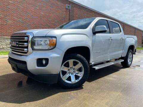 2015 GMC Canyon for sale at AUTO DIRECT in Houston TX