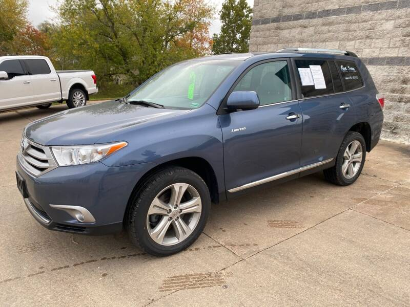 2013 Toyota Highlander for sale at Prenger's Classics in Macon MO