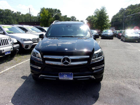 2014 Mercedes-Benz GL-Class for sale at Balic Autos Inc in Lanham MD
