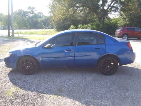 2004 Saturn Ion for sale at Westside Auto Sales in New Boston TX