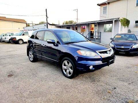 2008 Acura RDX for sale at D & A Motor Sales in Chicago IL