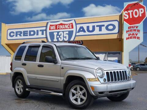 2006 Jeep Liberty for sale at Buy Here Pay Here Lawton.com in Lawton OK