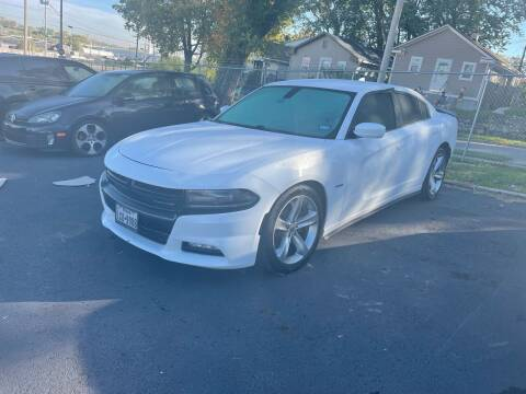 2018 Dodge Charger for sale at Capital Mo Auto Finance in Kansas City MO