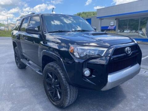 2016 Toyota 4Runner for sale at Tim Short Auto Mall 2 in Corbin KY