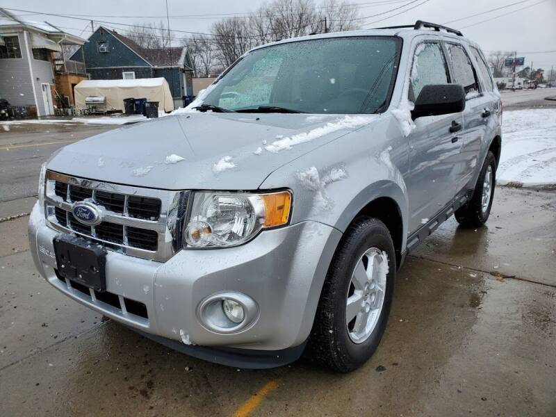2011 Ford Escape for sale at Affordable Auto Sales in Toledo OH