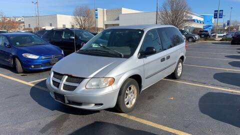 2003 Dodge Caravan for sale at WEINLE MOTORSPORTS in Cleves OH