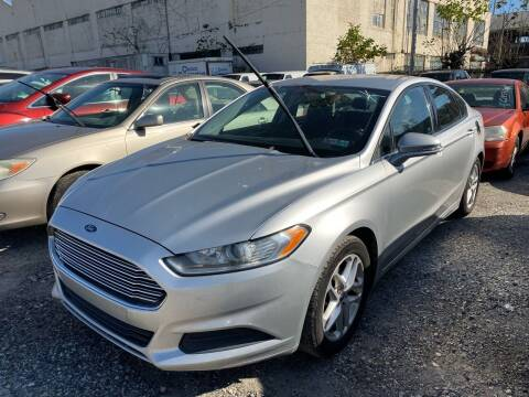 2013 Ford Fusion for sale at Philadelphia Public Auto Auction in Philadelphia PA