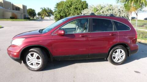 2010 Honda CR-V for sale at Quality Motors Truck Center in Miami FL