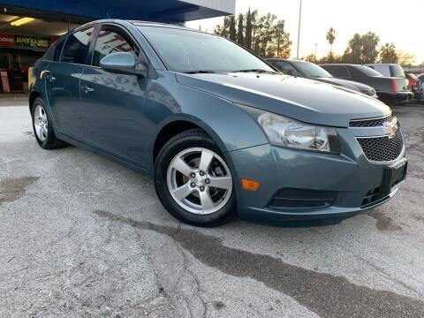 2012 Chevrolet Cruze for sale at Boktor Motors in Las Vegas NV