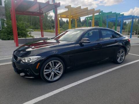 2016 BMW 4 Series for sale at Painlessautos.com in Bellevue WA