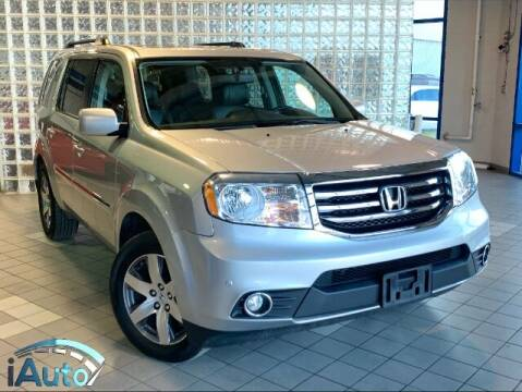 2015 Honda Pilot for sale at iAuto in Cincinnati OH