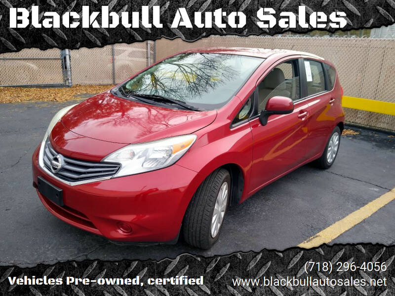 2014 Nissan Versa Note for sale at Blackbull Auto Sales in Ozone Park NY
